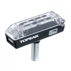 Torque 6, 6Nm Torque Wrench, with 4 tool bits