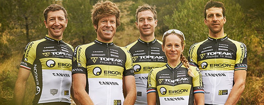 TOPEAK-ERGON TEAM DOMINATES UCI MARATHON SERIES ON ELBA AND BEMC