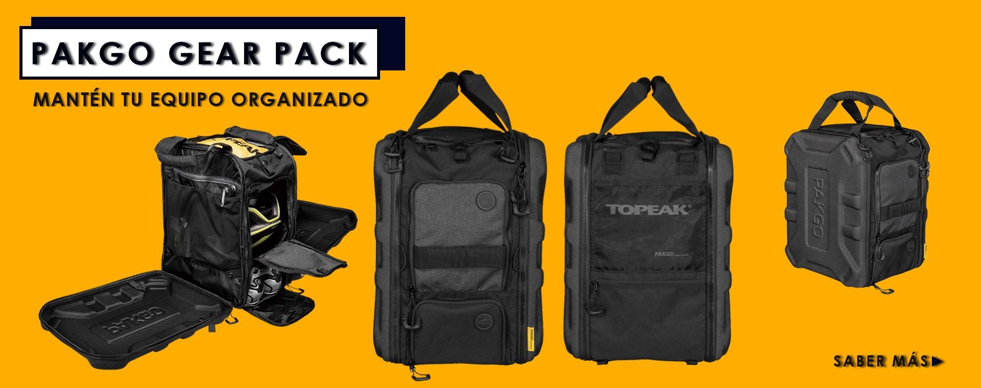 Pakgo Gear Pack